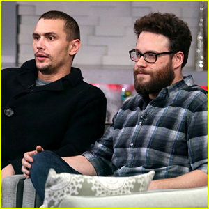 James Franco & Seth Rogen Blast the Media for Publishing Stolen Sony Emails