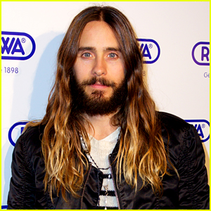 Jared Leto Teases Haircut Plans for 2015 With an Old Photo