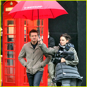 Jeremy Renner Filming 'Mission Impossible 5' Gets Us Pumped Up for the Movie!