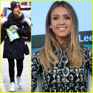 Jessica Alba Says Being in Business is 'So Stressful'