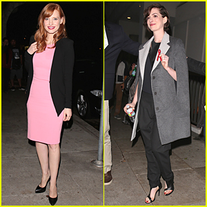 Jessica Chastain & Anne Hathaway's 'Interstellar' Earns Nearly $550 Million Worldwide