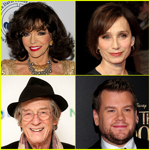 Joan Collins & Kristin Scott Thomas Have Been Named Dames!
