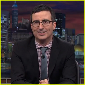 John Oliver Perfectly Explains Why New Year's Eve is the Worst