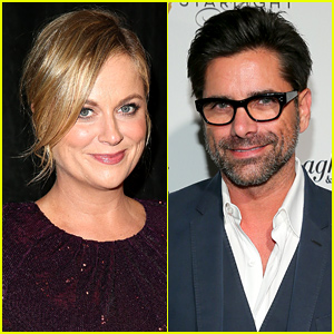 John Stamos Confirms He Did Date Amy Poehler After Some Miscommunication - Watch Now!