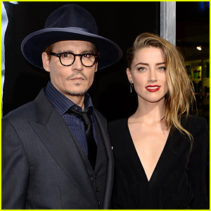 Is Johnny Depp & Amber Heard's Relationship Slowing Down?