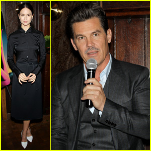 Josh Brolin Talks About 'Family' Feel on 'Inherent Vice' Set