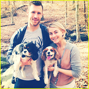 Julianne Hough Calls Boyfriend Brooks Laich Love of Her Life