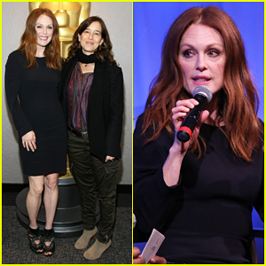 Julianne Moore on 'Still Alice': 'I Didn't Want To Do Anything In The Movie I Didn't See In Real Life'