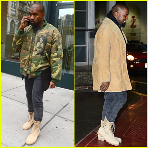 Kanye West Hits the Studio with Rihanna After 'Balmain' Campaign with Kim Kardashian is Revealed!