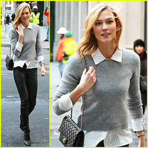 Karlie Kloss Says Taylor Swift is a 'Great Cook'!