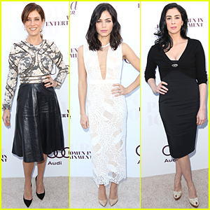 Kate Walsh & Jenna Dewan Doll Up to Honor 100 Most Powerful Women at THR Breakfast
