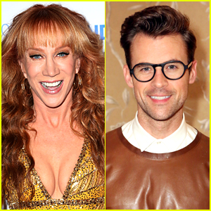 Kathy Griffin & Brad Goreski Join E!'s 'Fashion Police' Panel