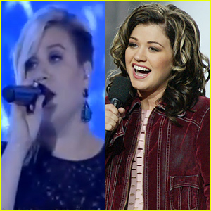 Kelly Clarkson Sings 'A Moment Like This' Live 12 Years After Her 'American Idol' Win - Watch Now!