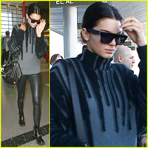 Kendall Jenner Heading to Dubai for New Year's Eve Bash?