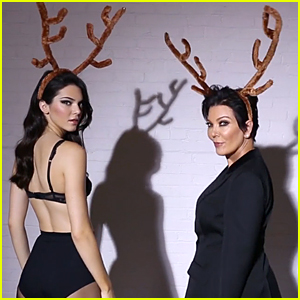 Kendall & Kris Jenner Dance Like There's No Tomorrow in 'Love' Advent Calendar Video - Watch Now!