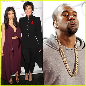 Kim Kardashian & Kanye West Bring AIDS Day Awareness Across the Country!