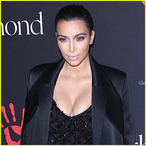 Kim Kardashian Denies Pregnancy Rumors & Marriage Problems Before New Year