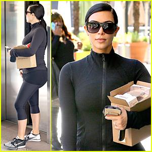 Kim Kardashian Shocks Us By Saying She Wants a Flat Butt - Watch Now!