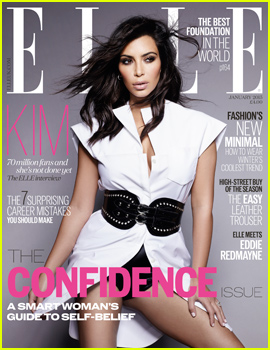 Kim Kardashian On Her Nude Leaked Photos: I'm On Magazine Covers Practically Naked, So I Can't Go Crazy About It