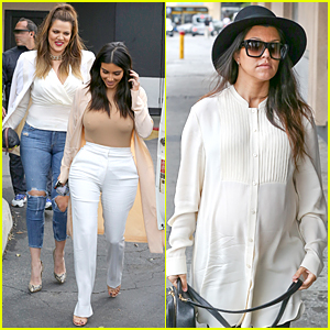 Kim, Khloe, & Kourtney Kardashian Are Keeping Up with Bruce Jenner!