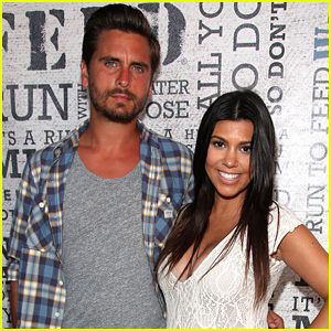 Kourtney Kardashian & Scott Disick Welcome Third Child!