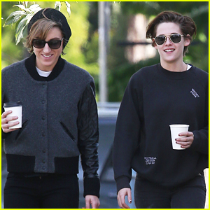 Kristen Stewart Spends Sunday Smiling with BFF Alicia Cargile
