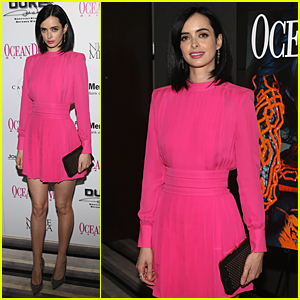 Krysten Ritter Looks 'Completely Over the Moon' After Being Cast as Jessica Jones