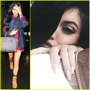 Kylie Jenner Shares Intimate Pic With Faceless Tyga?