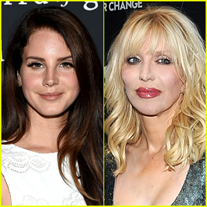 Lana Del Rey Is Going On Tour with Courtney Love!
