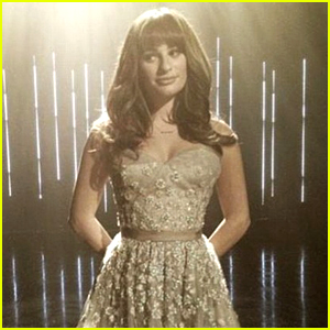 Lea Michele Sings 'Let It Go' for 'Glee' -