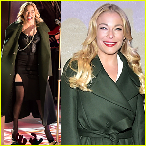 LeAnn Rimes Apologizes for Tweet About Eric Garner Protests