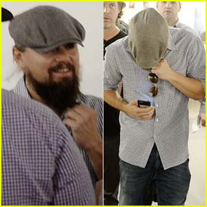 Leonardo DiCaprio Is Still Rocking His Big Bushy Beard - See New Pics!