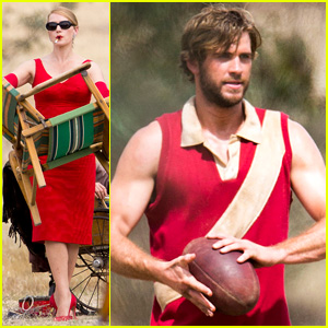 Liam Hemsworth's Muscles Sure Are Eye Candy for Kate Winslet!