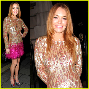 Lindsay Lohan Plans Return to the Stage in Another Mamet Play
