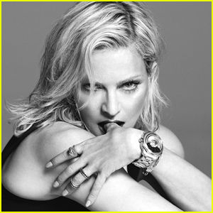 Madonna Is the New Face of Versace - See the Campaign Images!