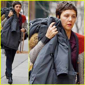 Maggie Gyllenhaal Feels a 'Different Kind of Pressure' on Broadway