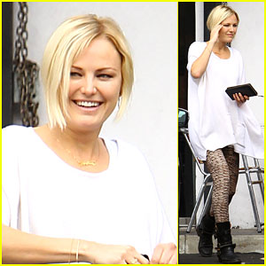 Malin Akerman Wants You to Support a Good Cause This Holiday Season