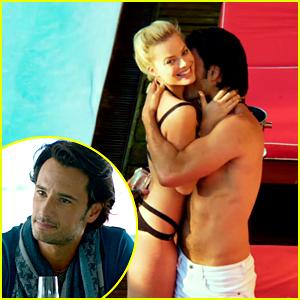 Margot Robbie Seduces Rodrigo Santoro in New 'Focus' Trailer