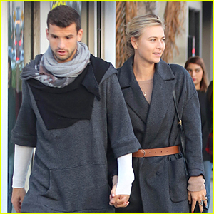 Maria Sharapova & Grigor Dimitrov Are Still Going Strong As a Couple!