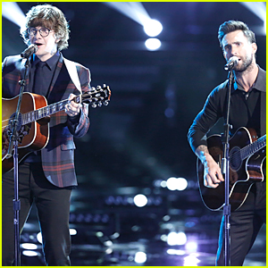 Matt McAndrew: 'The Voice' Finale Performances - Watch Now!