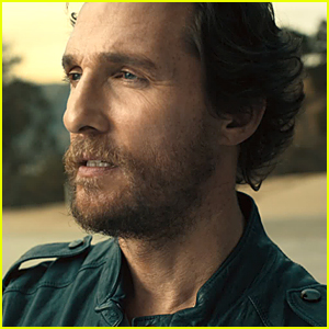 Matthew McConaughey Oozes Scruffy Sex Appeal in New Lincoln Ads - Watch Now!