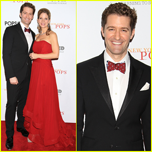 Matthew Morrison & Kelli O'Hara Reunite at Carnegie Hall for Their 'Home for the Holidays' Concert!