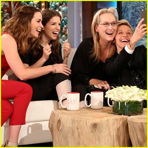 Meryl Streep Calls Bradley Cooper a 'Hog' After Pushing Her Aside in the Famous Oscar Selfie!