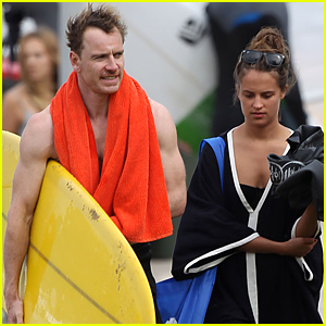 Michael Fassbender & Alicia Vikander Are Reportedly Dating - See Pics of Them Together!