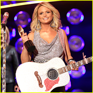 Miranda Lambert Accepts Female Vocalist of the Year at American Country Countdown Awards 2014