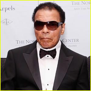 Muhammad Ali Checks Into Hospital for Pneumonia