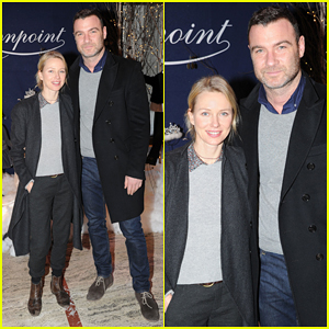 Naomi Watts & Liev Schreiber Get Into the Holiday Spirit at the Nutcracker Family Benefit!