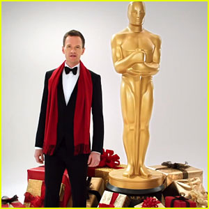 Neil Patrick Harris Has A Very Last Minute Gift Idea For Everyone in First Oscars Promo