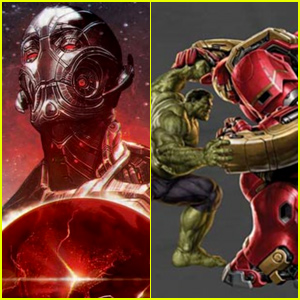 'Avengers: Age of Ultron' New Promo Art Reveals Closer Look at Iron Man's Hulk Buster Suit
