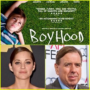 'Boyhood' Tops New York Film Critics Circle Awards 2014!